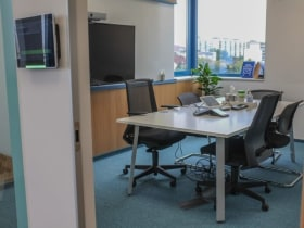 Tesco Technology - We have a few remote meetings