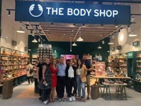 The Body Shop Magyarország - Etele Pláza The Body Shop