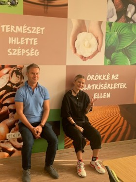 The Body Shop Magyarország - Meeting közben mi így pihenünk