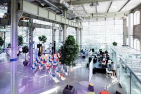 The WorkLife Company - Fotó az irodáról  - Budapest, D épület, Kis Rókus u., 1024 Magyarország, Millenáris Startup Campus
