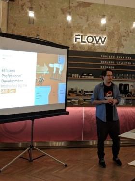 GetSkilled.io - Budapest NewTech Meetup
