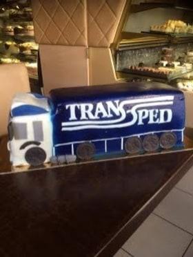 Trans-Sped Csoport - Szülinapokon is csak a kamion