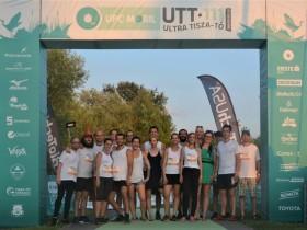 TSPC Csoport - TSPC Ultra Tisza-tó 111 futás