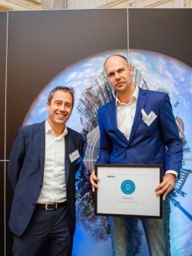 Ultinous - Deloitte Hungary Innováció Díj