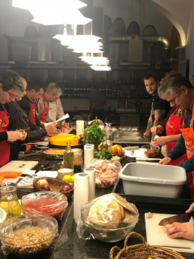 ULYSSYS - Csapatépítő főzés