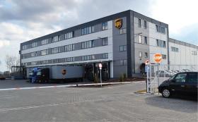 UPS - Fotó az irodáról  - Vecsés, Lőrinci u. 154, 2220 Magyarország