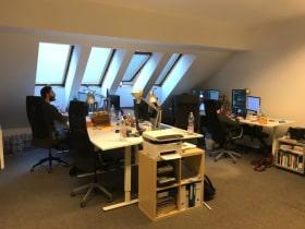 Codebuild - Fotó az irodáról  - Budapest, Vörösmarty u. 47, 1064 Hungary