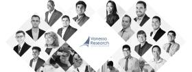 Vanessa Research - Csapatfotó