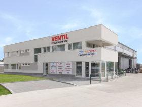VENTIL Épületgépészeti Kft - Fotó az irodáról  - Szentendre, Vasúti Villasor 24, 2000 Magyarország