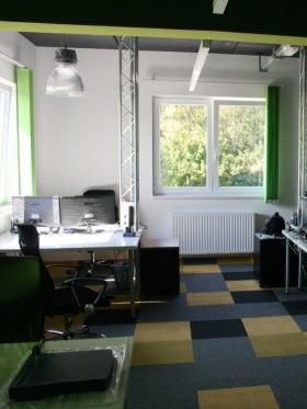 Visual Europe Group - Fotó az irodáról