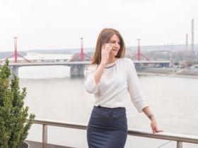 Vodafone Magyarország - Adriána for a better today