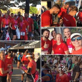 Vodafone Magyarország - ReCharge közösségi futás