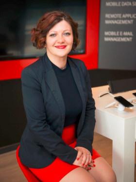 Vodafone Magyarország - Eszter at her best