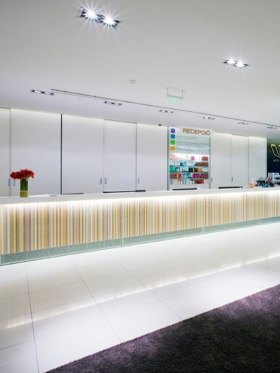 Wabi Beauty Center - Fotó az irodáról