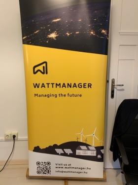 Wattmanager Kft. - Kedvenc tárgy az irodában  - Budapest, Visegrádi u. 48, 1132 Magyarország