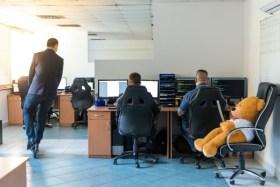 Web-Server Kft. - Fotó az irodáról  - Debrecen, Kossuth u. 42, 4024 Magyarország
