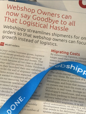 Webshippy Fulfillments - Budapest Business Journal