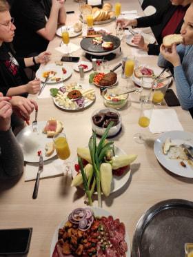 W.UP - Szeretünk együtt enni...:)