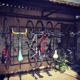 Y-collective - Bicikli tároló kimaxolva :)