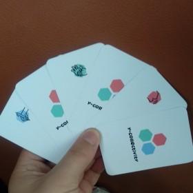 Y-collective - ACTIVITY kártya - saját design