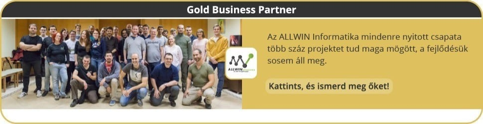 Gold Business Partner_Allwin