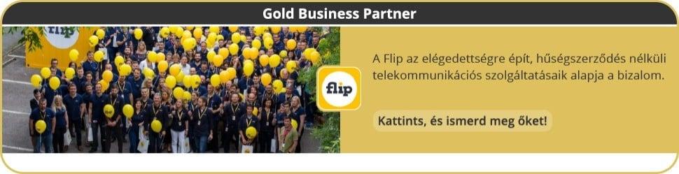 Gold Business Partner _Flip