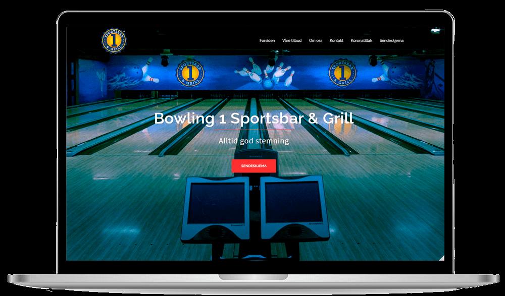 Bowling 1 strømmen website