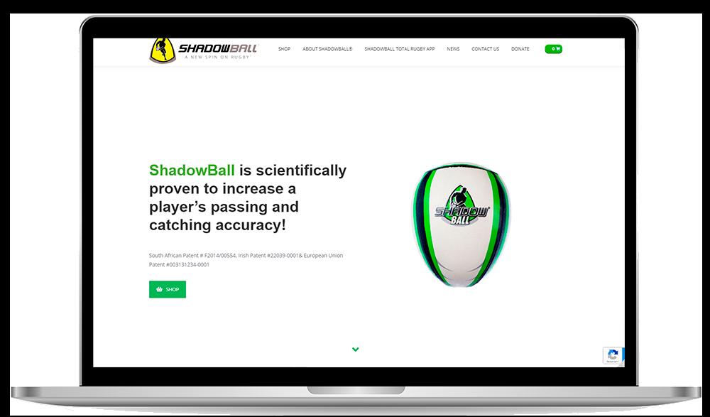 Shadowball website