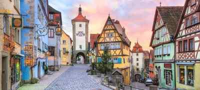 Germany's Fairy Tale Charm