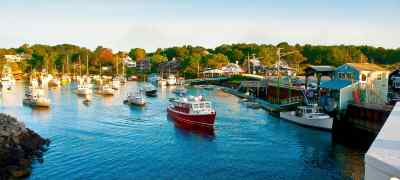 3 Cute Towns Near Portland, Maine