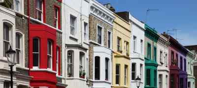 Travel to Notting Hill in London