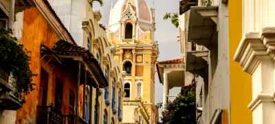Escape to Colorful Cartagena