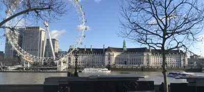 Culture Corner: London, England