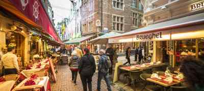 Must-Try Street Food in Brussels