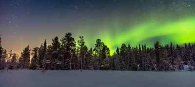 Finland's Magical Northern Lights & Glass Igloo Adventure