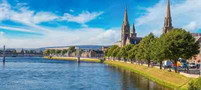 Travel Guide to Inverness, Scotland