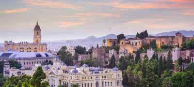 Travel to Malaga in Spain