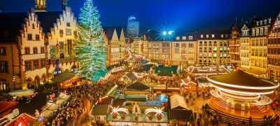 Eat, Drink and Be Merry: Christmas Markets in Europe
