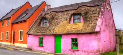 Adare Villa Vacation with Dublin