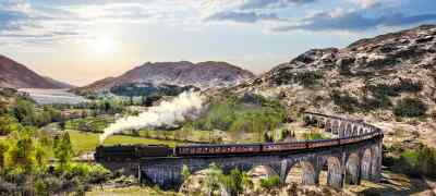 Highlights of Scotland by Rail