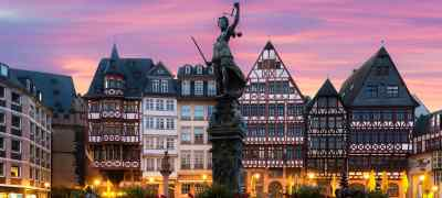 Travel Guide to Frankfurt, Germany