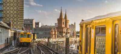 Berlin & Munich by Rail