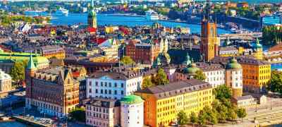 Capitals of the North: Copenhagen, Oslo & Stockholm