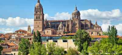 Travel to Salamanca in Spain