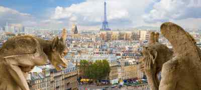 Seven Countries: Highlights of Western Europe
