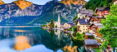 8 Postcard-Worthy Places in Austria