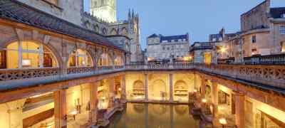 Travel Guide to Bath, England
