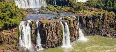 Rio de Janeiro, Iguassu Falls & the Amazon