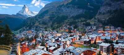 Scenic Switzerland: Rail Journey through the Mountains