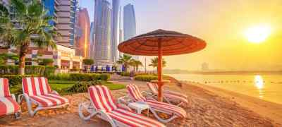 The Best Beaches in Abu Dhabi